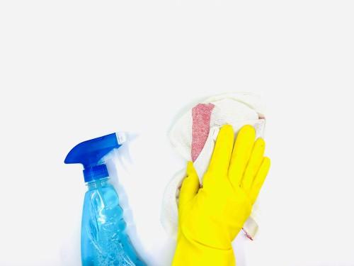 Privat rengøring og skat